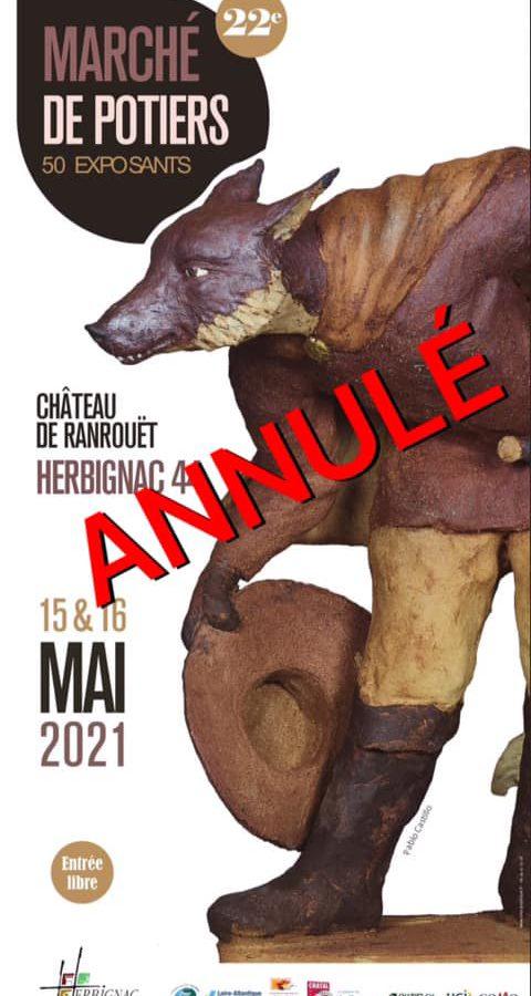 Marché de potiers – Herbignac (44)