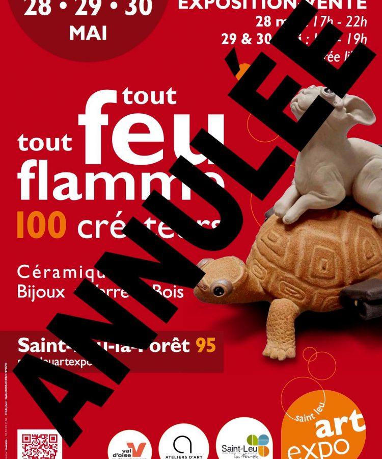 Tout feu tout flamme – St Leu La Forêt (95)