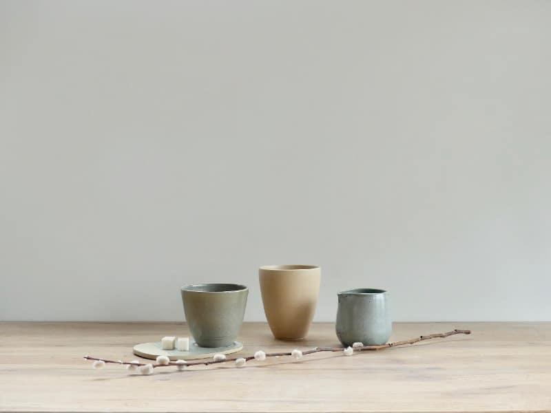 tasse, pot à lait ceramique