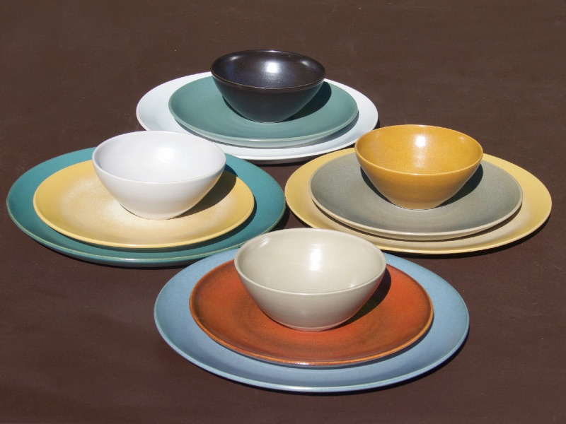assiettes ceramique